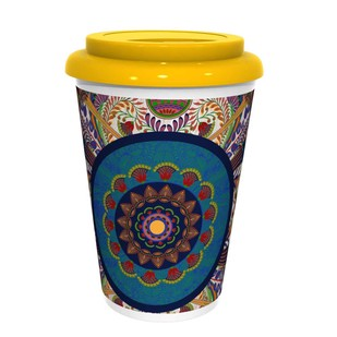 Egyptian Tranquility Coffee Mug Coffee Mug By Kolorobia