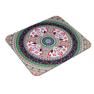 Turkish Fervor Mouse Pad Mousepad By Kolorobia