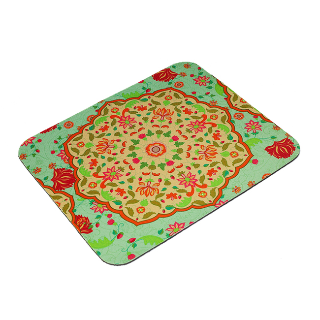 Ornate Mughal Mouse Pad Mousepad By Kolorobia