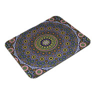 Moroccan Inspiration Mouse Pad Mousepad By Kolorobia