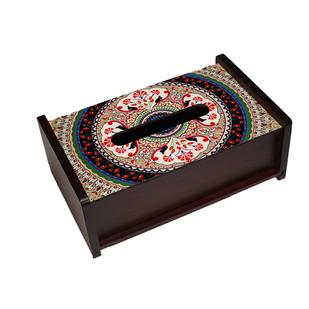 Turkish Fervor Tissue Box Tissue Box By Kolorobia