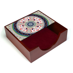 Turkish Fervor Napkin Box Tissue Box By Kolorobia