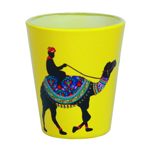 Princely camel Shot Glass Serveware By Kolorobia