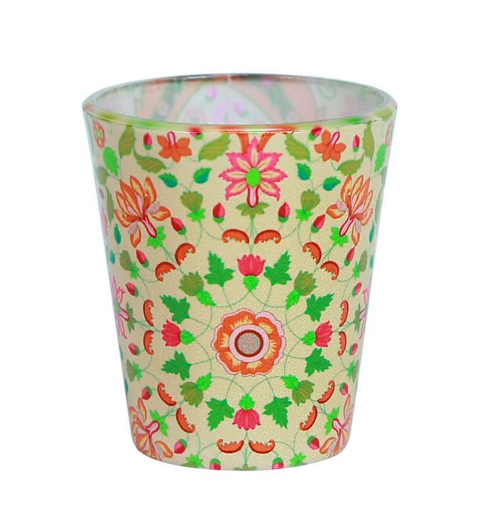 Ornate Mughal Shot Glass Serveware By Kolorobia