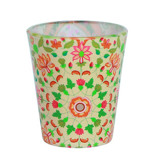 Ornate Mughal Shot Glass Serveware By Kolorobia