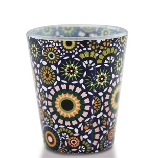 Moroccan Inspiration Shot Glass Serveware By Kolorobia