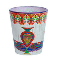 Sylvan Egyptian Shot Glass Serveware By Kolorobia