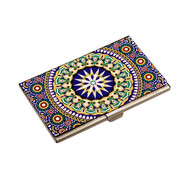 Moroccan Inspiration Visiting Card Holder Visiting Card Holder By Kolorobia
