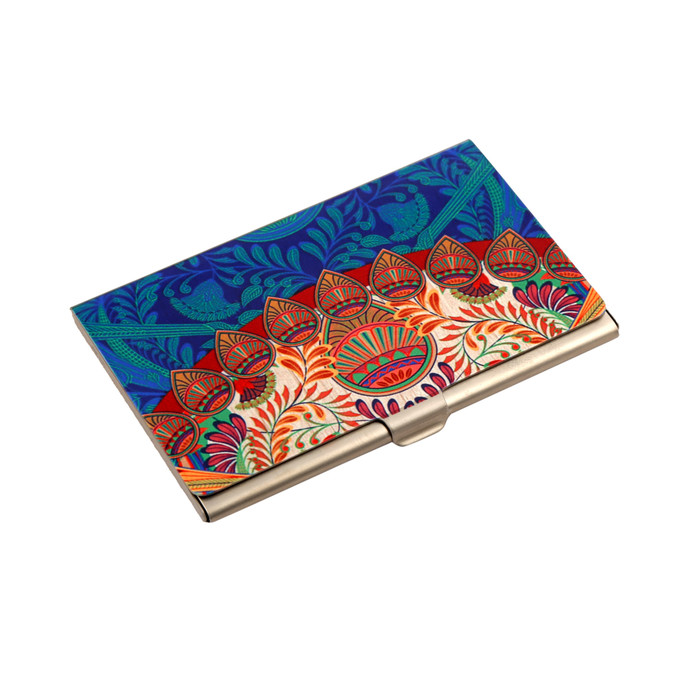 Egyptian Tranquility Visiting Card Holder Visiting Card Holder By Kolorobia