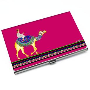 Camel Glory Visiting Card Holder Visiting Card Holder By Kolorobia