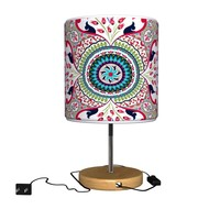Turkish Fervor Table Lamp Table Lamp By Kolorobia