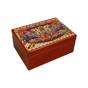Sylvan Egyptian Tea Chest Kitchen Ware By Kolorobia
