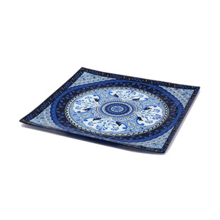 Pristine Turkish Snack Platter Small Platter By Kolorobia