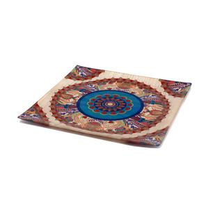 Sylvan Egyptian Snack Platter Small Platter By Kolorobia