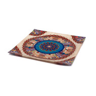 Sylvan Egyptian Snack Platter Small Platter By Kolorobia
