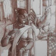Bairu raghuram size 13x19 year 2012