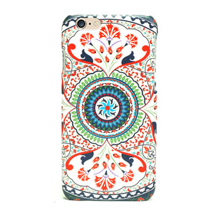 Turkish Fervor Red iPhone 6 Cover I-Phone Cover By Kolorobia
