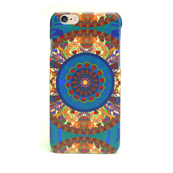 Egyptian Tranquility I Phone 6+ Cover I-Phone Cover By Kolorobia