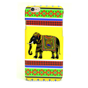 Elephant Majesty Iphone 6+ cover I-Phone Cover By Kolorobia