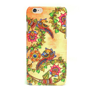 Kalamkari Finesse iPhone 6 cover I-Phone Cover By Kolorobia