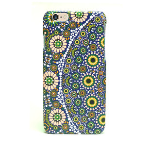 Moroccan Inspiration Iphone 6 cover I-Phone Cover By Kolorobia