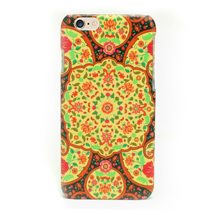 Mughal Blooms iPhone 6 Cover I-Phone Cover By Kolorobia
