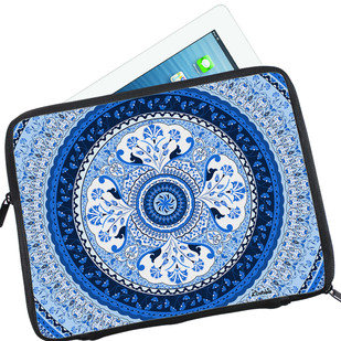 Pristine Turkish I Pad Sleeve Ipad Sleeve By Kolorobia