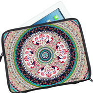 Turkish Fervor I Pad Sleeve Ipad Sleeve By Kolorobia