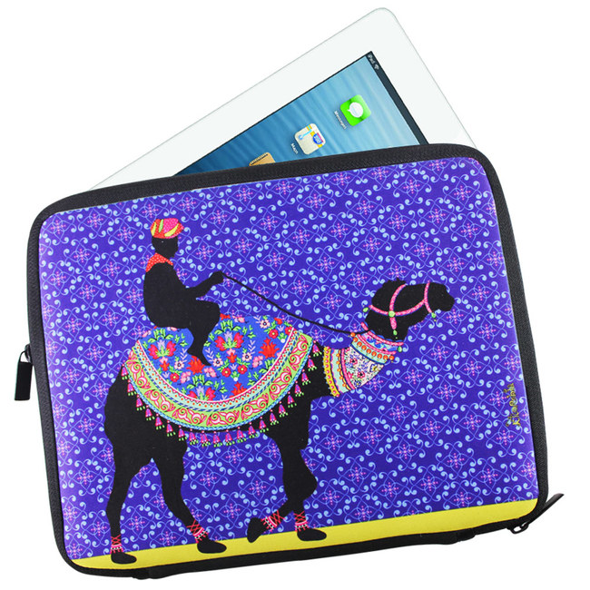 Camel Glory I Pad Sleeve Ipad Sleeve By Kolorobia