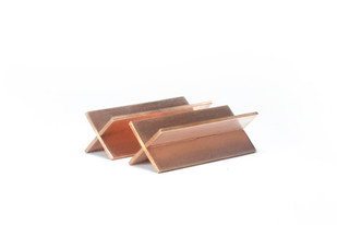X-stands - Copper Stationery By Deniable Studio