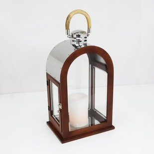 Modest Lantern ( Big) Candle Stand By OPAXA Living