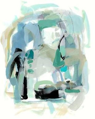 Sweet Spring III Digital Print by Long, Christina,Abstract