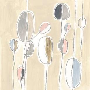 String Garden III Digital Print by Vess, June Erica,Abstract