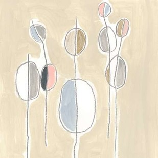String Garden IV Digital Print by Vess, June Erica,Abstract