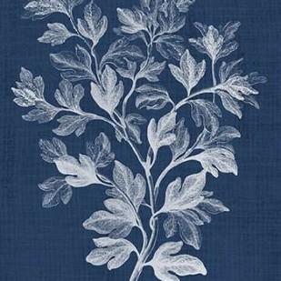 Foliage Chintz I Digital Print by Vision Studio,Impressionism