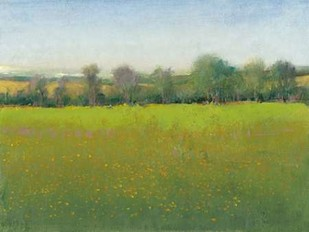 Verdant Countryside I Digital Print by Otoole, Tim,Impressionism