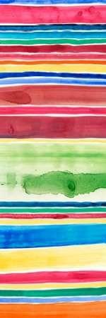 Cabana Panel II Digital Print by Moore, Regina,Abstract