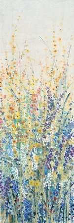 Wildflower Panel I Digital Print by Otoole, Tim,Impressionism