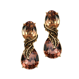 Autumn Earrings by NV pret` by Nine Vice, Art Jewellery Earring
