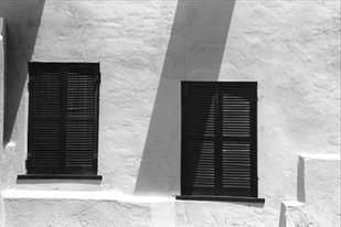 Bermuda Architecture VII Digital Print by DeNardo, Laura,Geometrical