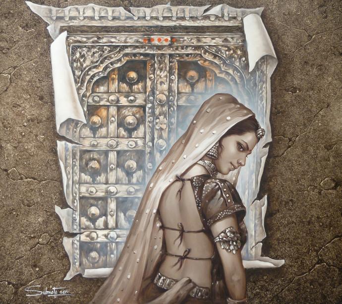 Untitled By Subrata Sen