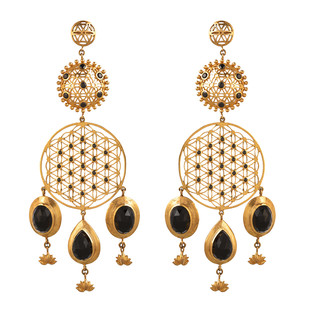 Dangler Earring By Ambar Pariddi Sahai