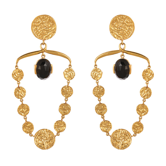 Dangler by Ambar Pariddi Sahai , Contemporary Earring