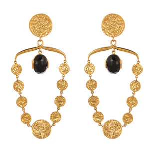 Dangler Earring By Ambar Pariddi Sahai