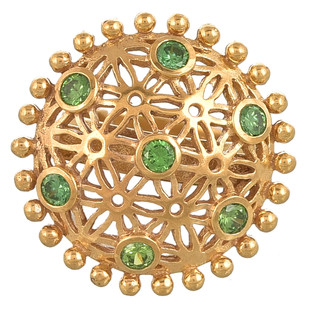 Ring by Ambar Pariddi Sahai , Contemporary Ring