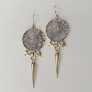 Tara Earring By Chicory Chai