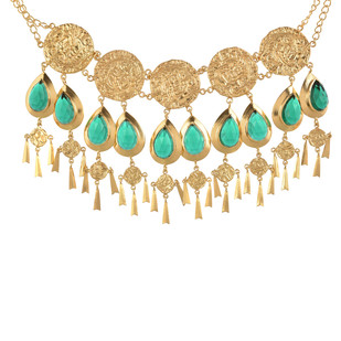 Choker by Ambar Pariddi Sahai , Contemporary Necklace