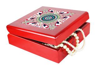 Turkish Fervor Keepsake Box Jewellery Boxes By Kolorobia