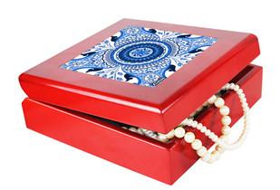 Pristine Turkish Keepsake Box Jewellery Boxes By Kolorobia