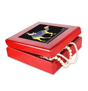 Princely camel Keepsake Box Jewellery Boxes By Kolorobia